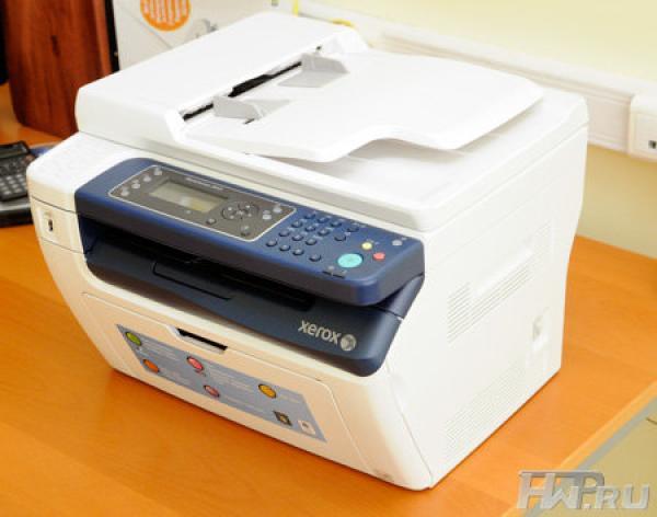 Продам xerox workcentre 3045 принтер/сканер/копир киев - изображение 2 частного лица - киев