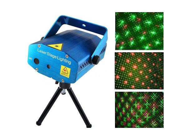 Лазерный проектор РЕТ LR-015/NG-09/FA-D09/WS040