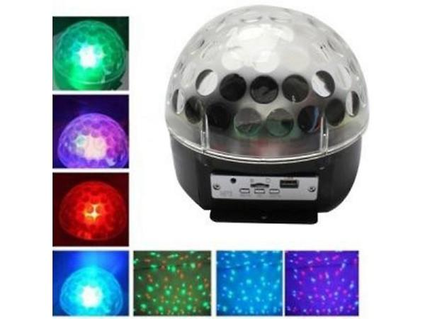 Диско шар РЕТ Magic Ball Light