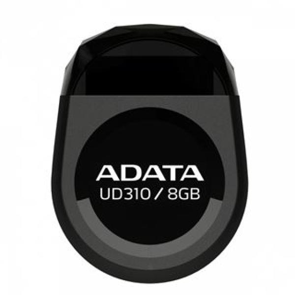 Флэш-накопитель USB2.0   8GB A-Data DashDrive Durable UD310 AUD310-8G-RBK