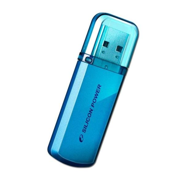Флэш-накопитель USB2.0   8GB Silicon Power Helios 101 SP008GBUF2101V1B
