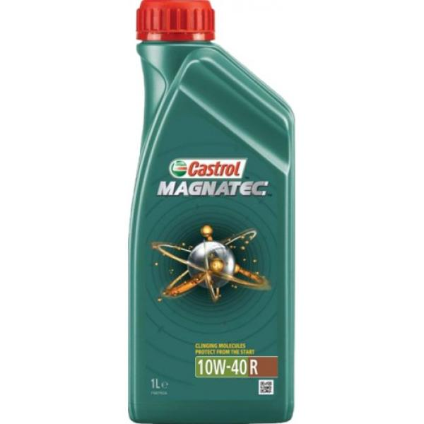 Масло моторное полусинтетическое Castrol Magnatec 10W-40 R, A3/B4, 1л