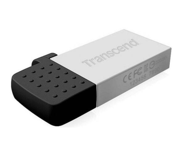 Флэш-накопитель USB2.0  16GB Transcend JetFlash 380 TS16GJF380S