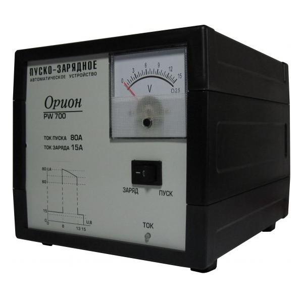 купить пуско зарядное устройство автомобильное орион Pw 700 цены