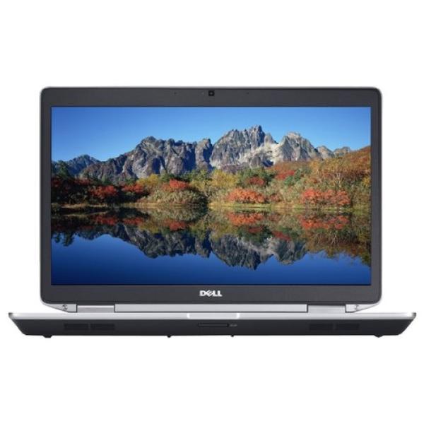 """Ноутбук 14"""" Dell Latitude E6430, Core i5-3320M 2.6 4GB 128GB SSD 1600*900 NVS 5200M 1GB DVD-RW USB2.0/2USB3.0 LAN WiFi BT HDMI/VGA камера 2.1кг W7P, черный, восстановленный"""
