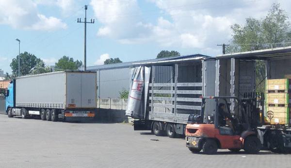 Перевозки грузов по России еврофуры 20 тонн