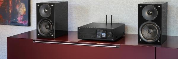 Обзор стереофонической микросистемы Pioneer X-HM76: современное японское качество