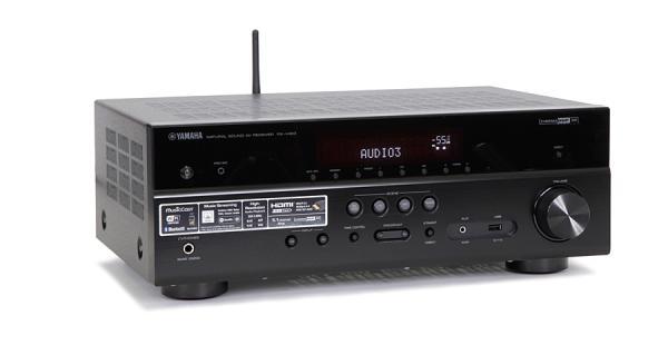 AV-ресивер Yamaha RX-V483: в погоне за совершенством