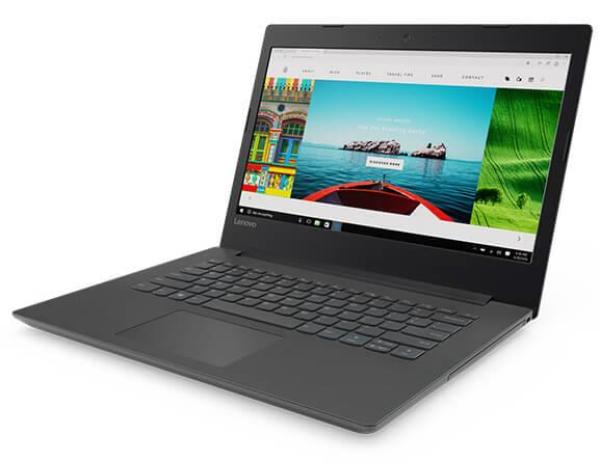 "Ноутбук 15"" Lenovo Ideapad 320-15AST (80XV00J6RK), AMD A6-9220 2.5 4GB 1Тб AMD 520 2GB USB2.0/2USB3.0 LAN WiFi HDMI камера SD 2кг DOS черный"