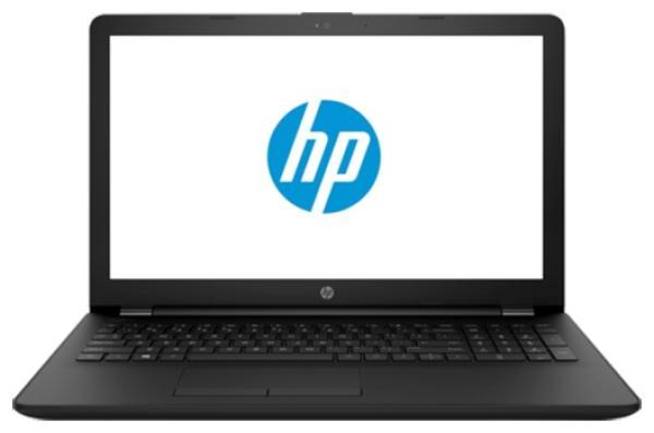 "Ноутбук 15"" HP 15-bw058ur (2CQ06EA), AMD A6-9220 2.5 4GB 500GB USB2.0/2*USB3.1 LAN WiFi BT HDMI камера SD 2.1кг DOS черный"