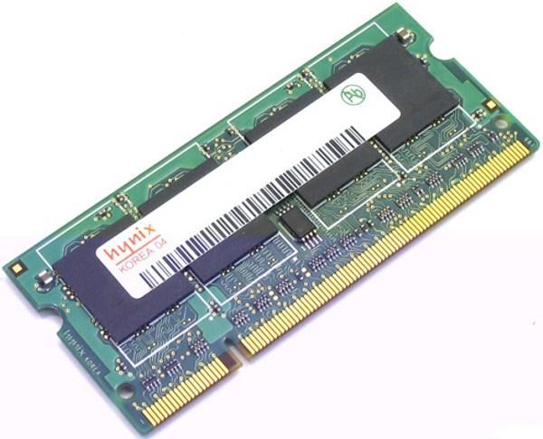 Оперативная память SO-DIMM DDR2 2GB, 800МГц (PC6400) Hynix original