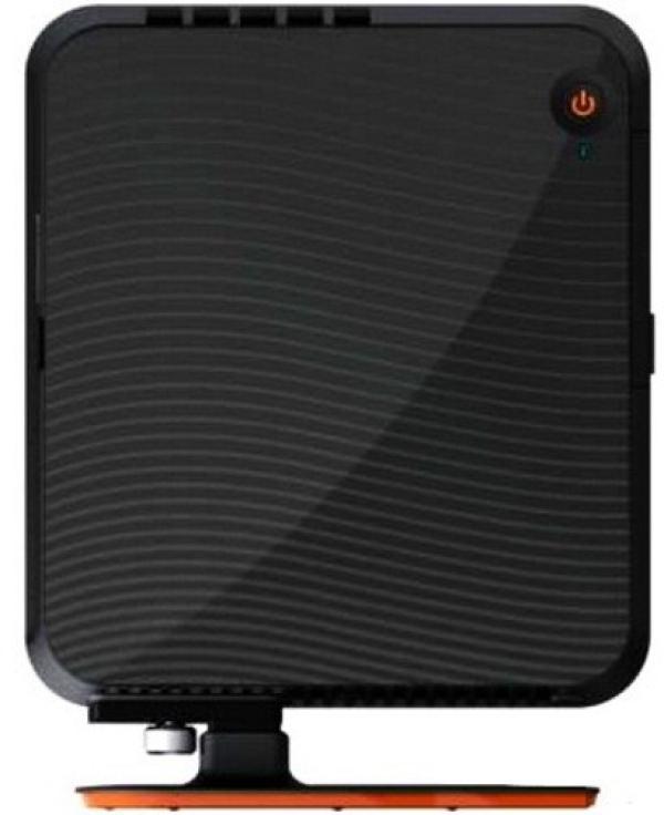Платформа Pegatron Amis L6 (90P2-4J100A0), Intel Atom D525 1.8 iNM10, SO-DIMM DDR3/ Звук 5.1/ SATAII/ LAN1Gb/WiFi/4USB/VGA/ неттоп 65Вт, черный
