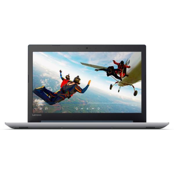 """Ноутбук 15"""" Lenovo Ideapad 320-15IAP (80XR00XLRK), Pentium N4200 1.1 8GB 1Тб DVD-RW USB2.0/USB3.0 LAN WiFi BT HDMI камера SD/SDHC/SDXC 2кг W10 синий"""