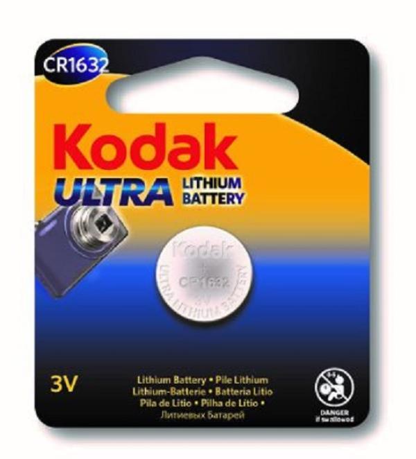 Батарейка CR1632 Kodak