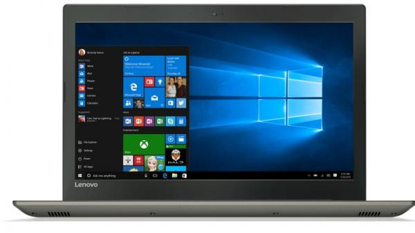 "Ноутбук 15"" Lenovo Ideapad 520-15IKBR (81BF0058RK), Core i5-8250U 1.6 6GB 1ТБ 1920*1080 MX150 2GB 2*USB3.0 USB-C LAN WiFi HDMI камера SD 2.1кг W10 серый"