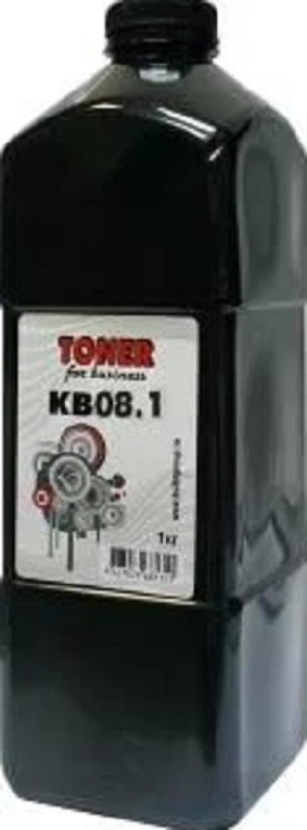 Тонер универсальный Булат KB08.1, для Kyocera, универсальный, 1кг