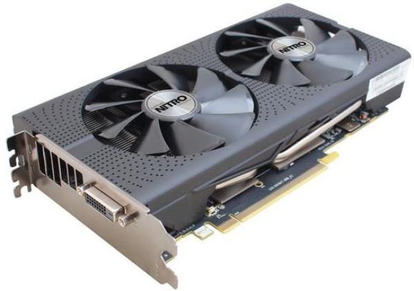 Видеокарта PCI-E Radeon RX 470 Sapphire MINING, 4GB GDDR5 256bit 1236/7000МГц, PCI-E3.0, HDCP, DVI, CrossFireX, Heatpipe, 120Вт, 11256-28, для майнинга