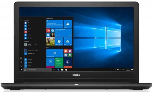 "Ноутбук 15"" Dell Inspiron 3567-1137, Core i5-7200U 2.5 4GB 500GB 1920*1080 R5 M430 2GB DVD-RW USB2.0/2*USB3.0 LAN WiFi BT HDMI камера SD 2.2кг Linux черный"