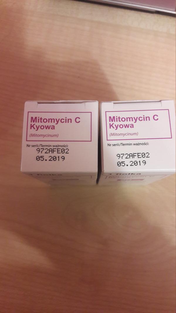 Митомицин С Киова