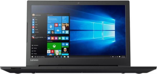 "Ноутбук 15"" Lenovo Ideapad V110-15IAP (80TG00BDRK), Pentium N4200 1.1 4GB 500GB USB2.0/USB3.0 LAN WiFi BT HDMI камера SD 2.03кг DOS черный"