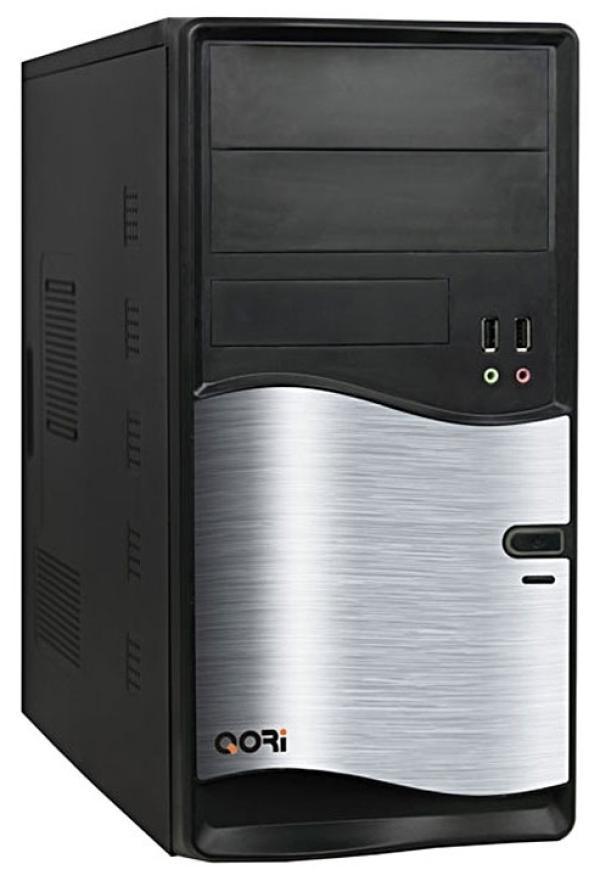 Компьютер РЕТ, Core i5-7400 3.0 /ASUS H110M Звук Видео LAN1Gb/ DDR4 8GB/ 1TB/ mATX 450Вт 2USB2.0/2USB3.0 Audio черный
