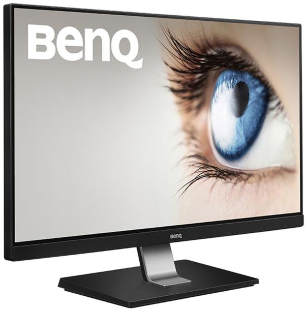 "Монитор ЖК 24"" BenQ GW2406Z, 1920*1080 LED, 16:9, 250кд, 1000:1, DC 2000000:1, 5мс, IPS, DP/HDMI, 178/178, черный"