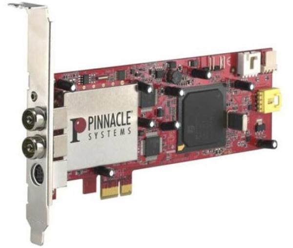 Тюнер ТВ Pinnacle PCTV Hybrid Pro PCI, PCI, Philips SAA7131E, аналоговое PAL/SECAM/NICAM стерео, цифровое DVB-T, FM радио, DivX/MPEG1/MPEG2/MPEG4, RCA/S-Video, ПДУ