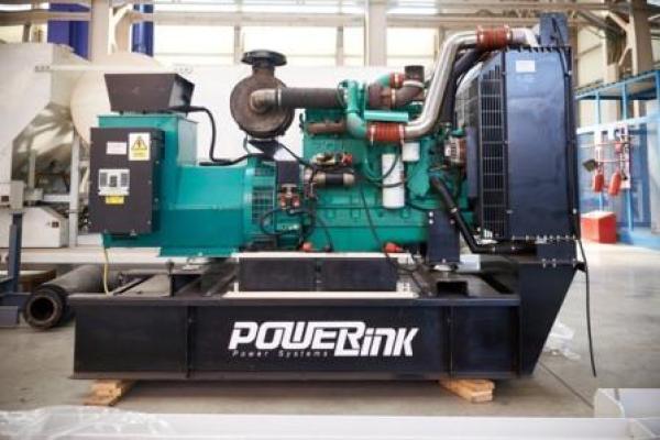 Дизельный генератор электростанция