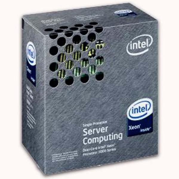 Процессор S604 Intel Xeon 2.4ГГц, 512К, 533МГц, Prestonia 0.13мкм, BOX