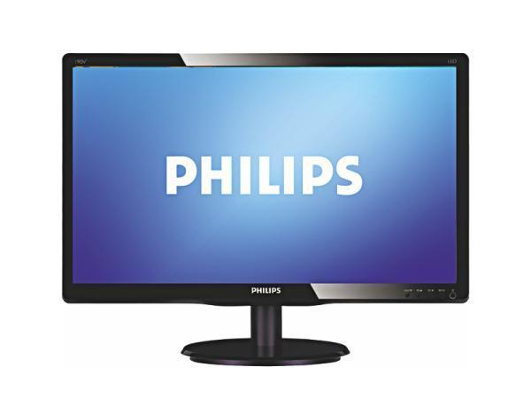 "В июле специальная цена на монитор ЖК 20"" Philips 203V5LSB26 при покупке с компьютером!"