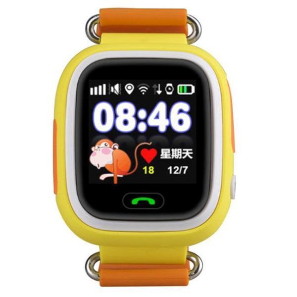 Суперцена на детские часы Tiroki Smart Baby Watch Q80s!