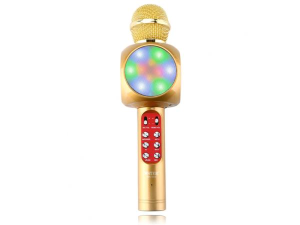 В августе суперцена на беспроводной микрофон караоке WS1816 Bronze!