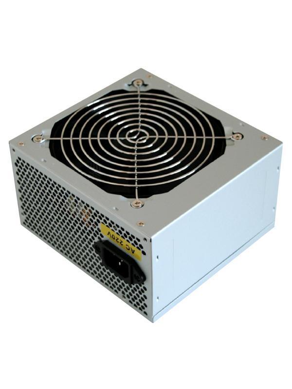 БП для корпуса ATX Spirit SP-450A12 Rev.2, 450Вт, 20+4pin, 4pin(CPU)/ 6+2pin(PCI-E)/ 4pin(molex)/FD/3*SATA, 120*120мм