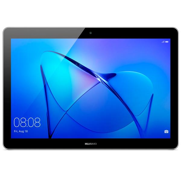 "Планшет  9.6"" Huawei MediaPad T3 10 53018522, 1280*800, Qualcomm 1.4ГГц, 16GB, 4G/3G, WiFi, GPS, BT, SD-micro, 2 камеры 5/2Мпикс, Android 7, 229.8*159.8*7.95мм, 460гр, серый"