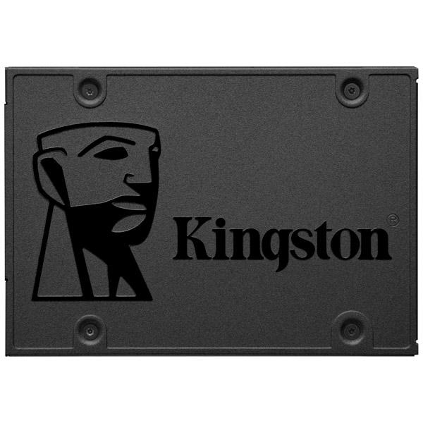 "Накопитель SSD 2.5"" SATA  240GB Kingston SA400S37/240G, SATAIII, TLC, 550/350MB/s"