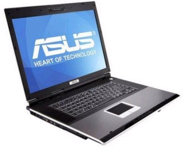 "Ноутбук 17"" ASUS W2W, Core 2 Duo T7700 2.4 2048M 300G 1920*1200 glare HD2600 256M DVD-RW/HD EC34 3USB2.0 IEEE1394 eSATA Модем LAN1G ИК WiFi BT ТВ выход ТВ тюнер HDMI камера MMC/MS/SD 3.3кг VHP"