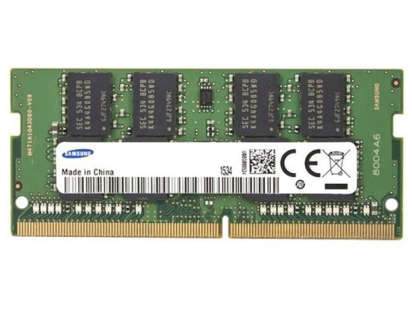 Оперативная память SO-DIMM DDR4  8GB, 2400МГц (PC19200) Samsung M471A1K43CB1-CRCD0, 1.2В