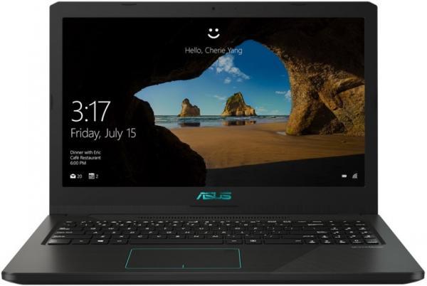 "Ноутбук 15"" ASUS X570UD-E4021T, Core i5-8250U 1.6 8GB 1Тб 1920*1080 IPS GTX1050 2GB USB2.0/USB3.0 LAN WiFi BT HDMI камера SD 1.99кг W10 черный"