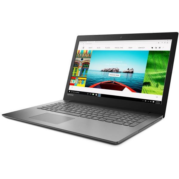 """Ноутбук 15"""" Lenovo Ideapad 320-15IKB (80XL024HRK), Core i5-7200U 2.5 4GB 1Тб 1920*1080 GT940MX 2GB 2*USB3.0/USB3.1 LAN WiFi HDMI камера SD 2.1кг W10 серый"""