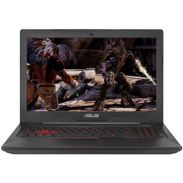 "Ноутбук 15"" ASUS FX503VD-E4234T, Core i5-7300HQ 2.5 8GB 1Тб 1920*1080 IPS GTX1050 2GB USB2.0/USB3.0 LAN WiFi BT HDMI камера SD 2.53кг W10 черный"