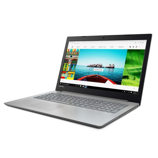 """Ноутбук 15"""" Lenovo Ideapad 320-15IAP (80XR0020RK), Pentium N4200 1.1 4GB 500GB 1920*1080 2*USB2.0/USB3.0 LAN WiFi BT HDMI/VGA камера SD 2.2кг W10 серый"""