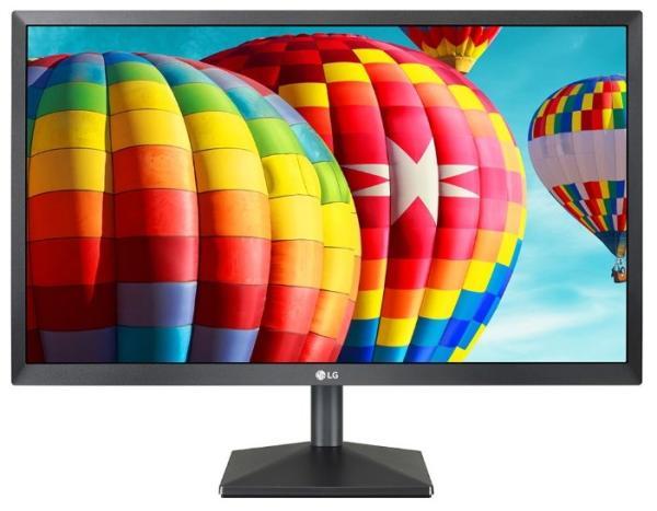 """Монитор ЖК 24"""" LG Flatron 24MK430H-B, 1920*1080 LED, 16:9, 250кд, DC 5000000:1, 5мс, IPS, 178/178, HDMI, HDCP, черный"""