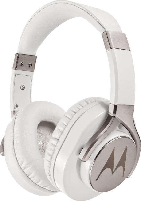 Наушники с микрофоном проводные дуговые закрытые Motorola PULSE MAX WIRED