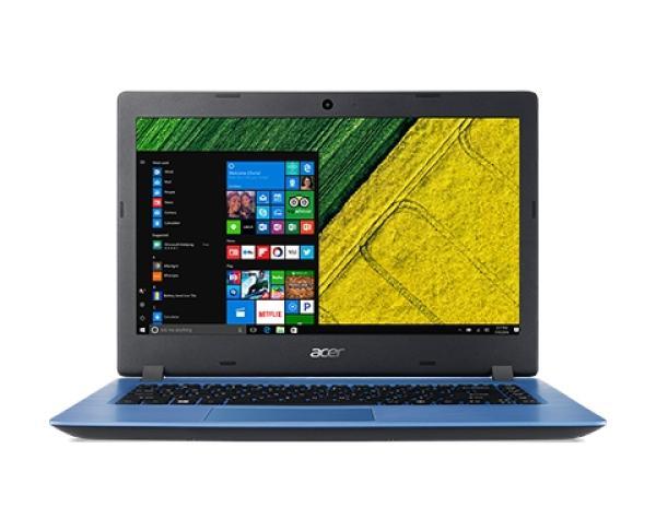 "Ноутбук 15"" Acer Aspire 3 A315-51-32P6 (NX.GZ4ER.001), Core i3-8130U 4GB 500GB 2*USB2.0/USB3.0 LAN WiFi BT HDMI камера SD 2.1кг Linux синий"