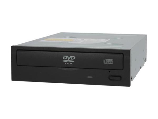 Привод DVD-RW LiteOn iHDS118 DH-18D4S-L04-C, SATA, DVD-Dual 8/8/12, DVD 24/24/6/8/16, DVD-RAM 5/5, CD 48/24/48, черный