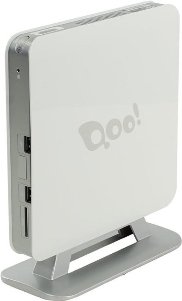Компьютер мини неттоп РЕТ, Celeron 847 1.1/ Звук Видео HDMI WiFi LAN1Gb/ DDR3 4GB/ 120GB SSD/ SD/ 65Вт USB2.0 Audio белый