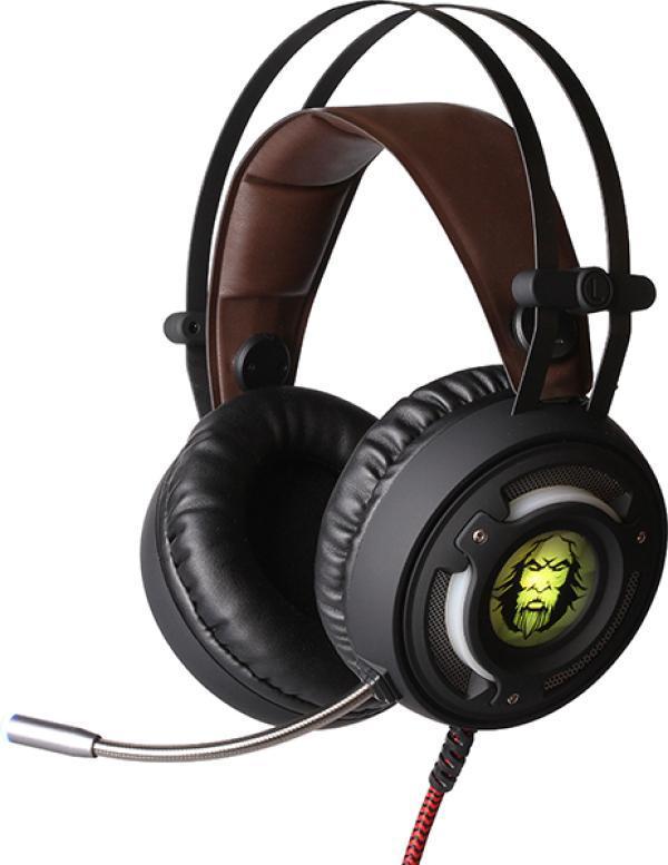 Суперцена на проводные наушники с микрофоном QUMO GHS 0005 Atlantis!