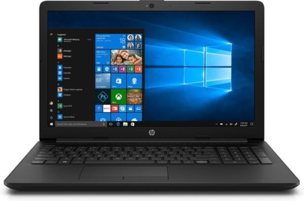 "Ноутбук 15"" HP 15-db0085ur (4JY09EA), AMD Ryzen 3 2200U 2.5 8GB 1Тб AMD 530 2GB USB2.0/2*USB3.1 LAN WiFi BT HDMI камера SD 2.28кг W10 черный"