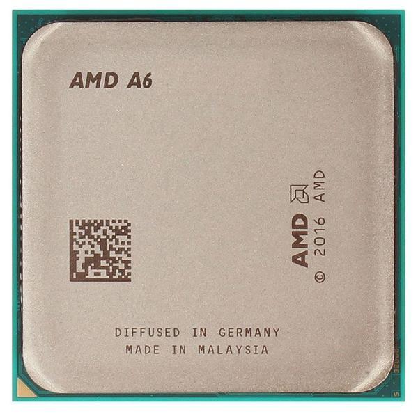 Процессор AM4 AMD A6-9400 3.4ГГц, 1MB, Bristol Ridge 0.028мкм, Dual Core, Radeon R5, 65Вт