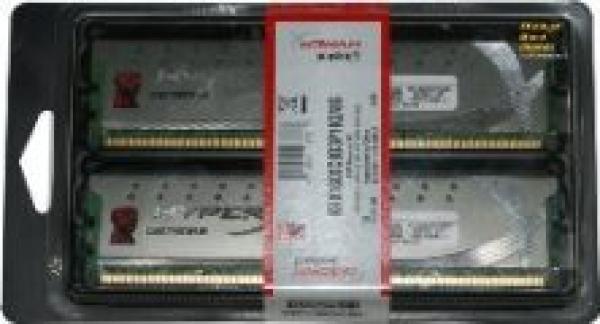 модуль памяти Kingston HyperX KHX1600C9D3P1K2 / 4G DDR3 DIMM 4Gb KIT 2*2Gb PC3-12800 CL9